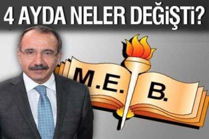 MEB'de Dinçer yasaları