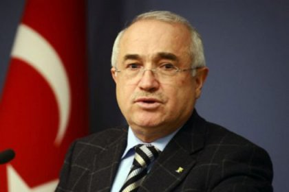 Meclis başkanı Çiçek TUSİAD'ı kabul etti