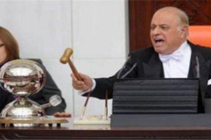 Meclis'te 'küfür' gerginliği