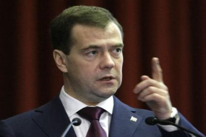 Medvedev'den Almanya'ya vize çağrısı