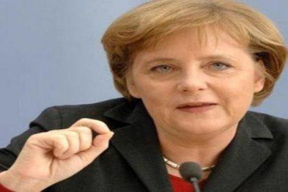 Merkel şokta
