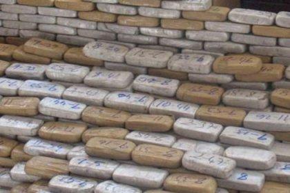 Mersin'de 58 kilogram eroin yakalandı