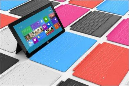 Microsoft'tan yeni tablet