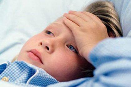 Migren çocukları da vuruyor