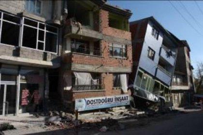Mimarlar Odası'ndan Van Depremi Raporu