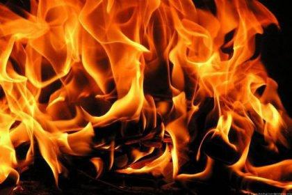Mobilya Fabrikasındaki Yangın Söndürüldü
