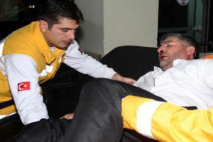 Müezzin imamı dövdü