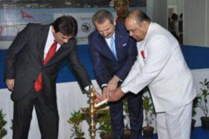 Mumbai 1. Türk Ürünleri Sergisi açıldı
