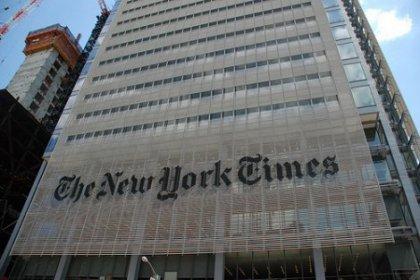 New York Times: Yoksa Türk uçağı...