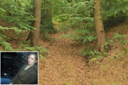 Nişanlısını canlı canlı toprağa gömdü