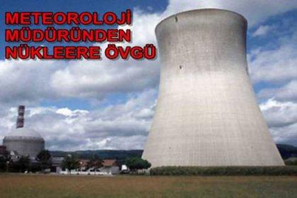 Nükleer 'temiz' enerjiymiş!