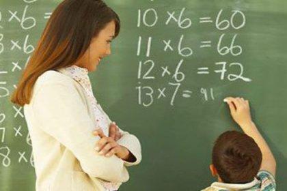Öğretmeninden saklamayın