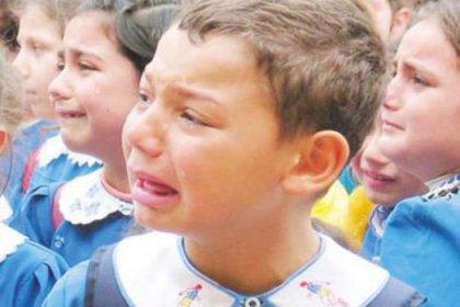 Okul fobisine aile desteği şart