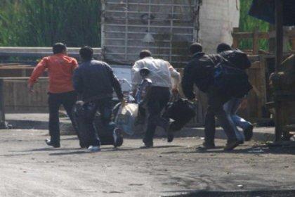 Ordu birlikleri rastgele ateş açan iki kişiyi öldürdü