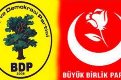Oylarım BBP ye gidiyor diyen BDP isim ve amblem değiştiriyor