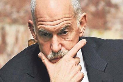 Papandreu 'evde' kaldı, 'iflasa hazırlanıyor' endişesi yayıldı