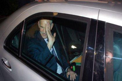 Papandreu istifasını açıkladı