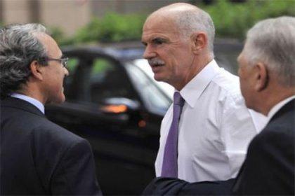 Papandreu partisinde liderliği bırakıyor