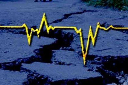 Papua Yeni Gine'de 7,3 büyüklüğünde deprem