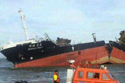 Petrol tankeri ikiye ayrıldı: 3 ölü