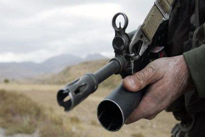 PKK polis aracına roketle saldırdı