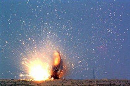 PKK'dan yük trenine mayınlı saldırı
