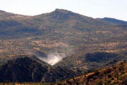 PKK'lı 50 kişilik grup çembere alındı