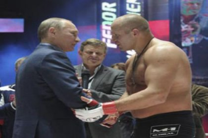 Putin ringde yuhalandı