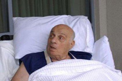 Rauf Denktaş hastaneye kaldırıldı