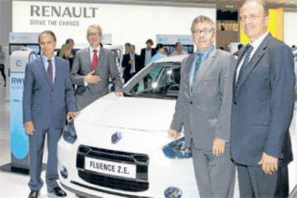 Renault 1.7 milyar euro yatırdı