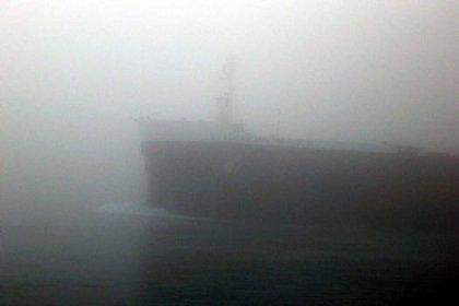 Rus gemisi Beyaz Deniz'de kayboldu