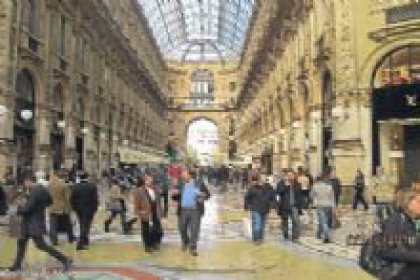 Sadece modanın değil sanatın kalbi de Milano'da atıyor