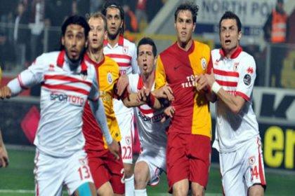 Samsun 2 - Galatasaray 4