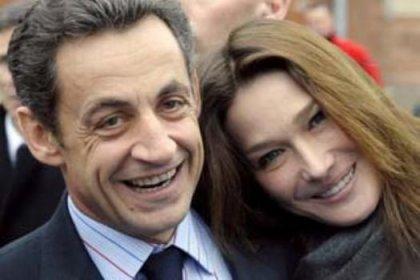 Sarkozy'nin kızı oldu