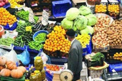Sebze fiyatları yükseliyor