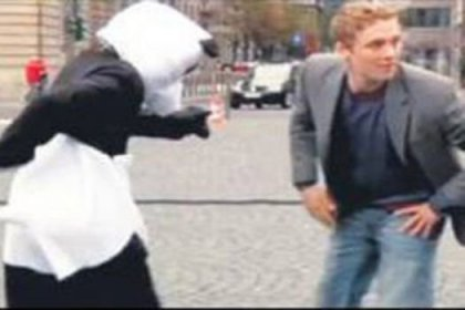 Sibel Kekilli panda oldu