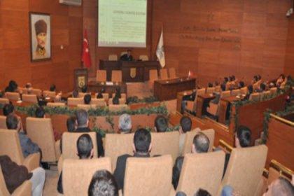 Silivri Belediyesi Aralık Ayı Meclisi toplandı