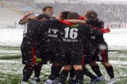 Sivasspor'un bileği bükülmüyor