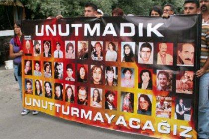 Sivas'ta yakılanları anmak yasak