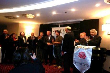 SODEV'den Ahmet Şık'a Ödül