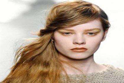 Sonbahar trendi: Turuncu göz makyajı