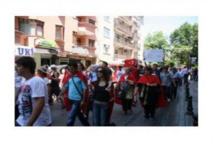 STK'lardan teröre lanet yürüyüşü geliyor
