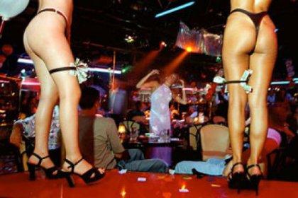 Striptizde Son Nokta!