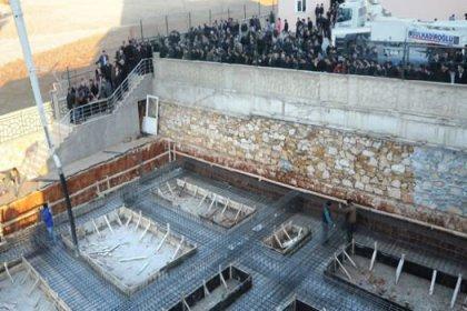 Sungur Lisesi binasının yapımına başlandı