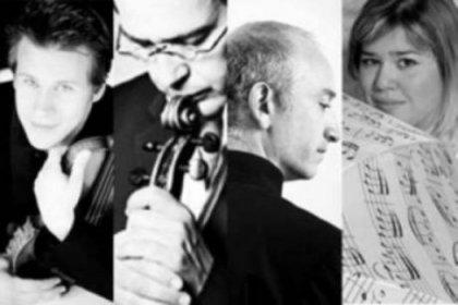 Süreyya Operası'nda piyanolu kuartet akşamı