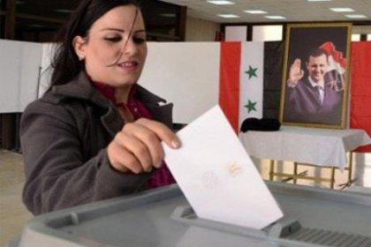 Suriye Yeni Anayasa için Sandığa Gitti
