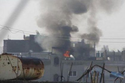 Suriye'de Gazeteciler Bombalandı