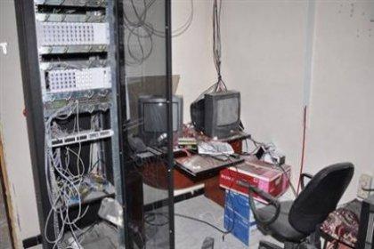 Suriye'de televizyon binasına saldırı