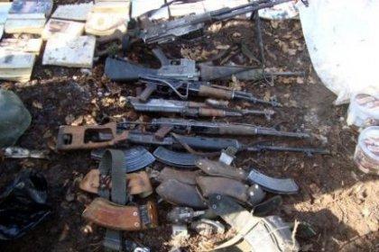 Suriye'de 'Türk Malı' Silahlar!