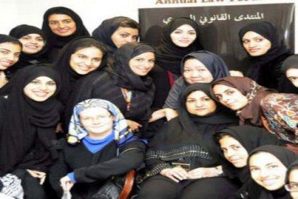 Suudi baharı kadınlara az geldi